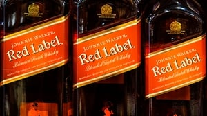 Diageo has faced pressure after the US slapped a 25% tariff on scotch whisky and other European products