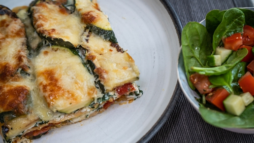 This lasagne could be prepared ready to cook up to 3 days in advance and kept covered with cling film in the fridge until ready to cook.