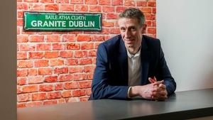 Granite Digital's CEO Conor Buckley