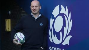 Bit harsh on the Scotland coach?