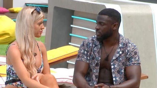 Leanne Amaning dumped from Love Island