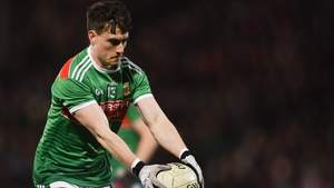 James Durcan rescued a point for Mayo in Round 1