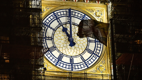 The EU voted by 410 to 192 in favour of ending the practice of seasonal time shifts last year