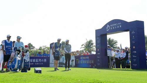 LPGA cancels China event, citing viral outbreak concerns