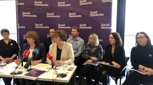 The Social Democrats manifesto focuses on health, housing, quality of life and transport