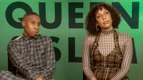 Lena Waithe and director Melina Matsoukas talk to RTÉ Entertainment