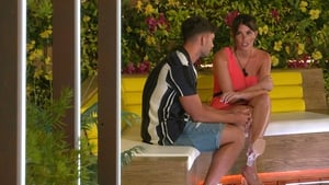 Wallace and Rebecca vote tactically tonight on Love Island