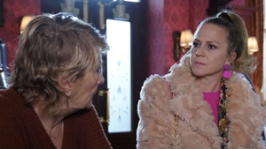 It's a dramatic week in soapland!