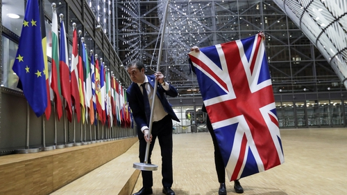 Brexit is the UK's biggest geopolitical move in more than 40 years