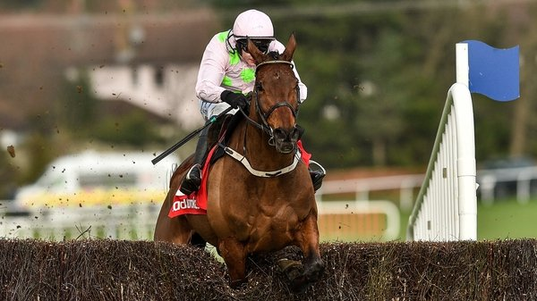 Chacun Pour Soi justified favouritism in the Dublin Chase
