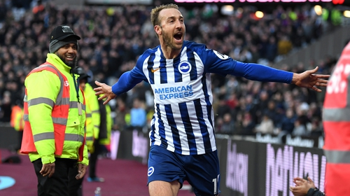 Glenn Murray is not happy with the hurry to get the Premier League back playing