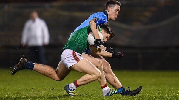 Brian Fenton looking to dispossess Fergal Boland