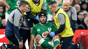 Doris receives attention from the medical staff