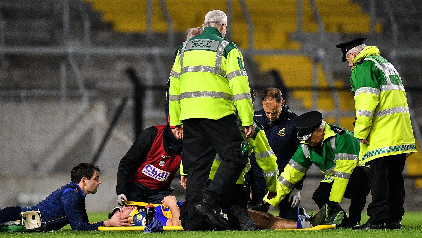 Sheedy allays fears over severity of ODwyer injury