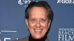 Oscar nominated Richard E Grant plays drag queen in latest film