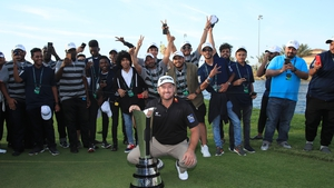 Graeme McDowell has won on the European Tour for the first time in close to six years