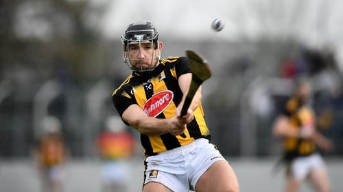 Richie Hogan made an impact off the bench in the Leinster final