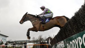 Faugheen has been off the track since finishing third in the Marsh Novices' Chase at last year's Festival