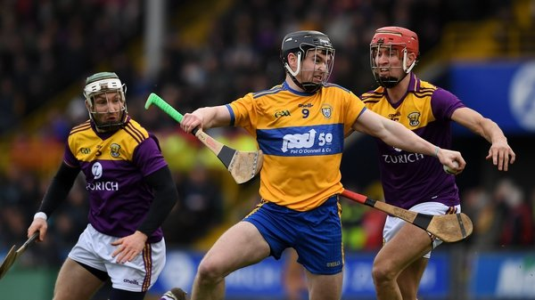Tony Kelly was the star man for Clare