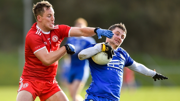 Monaghan face a tricky away date against Tyrone