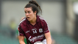 Roisin Leonard struck a hat-trick for Galway against Westmeath in Mullingar