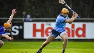 Dillon scores Dublin's first goal