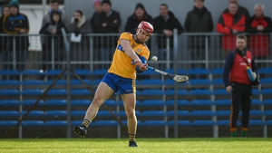 Clare captain John Conlon was dismissed for a high challenge on Kevin Foley