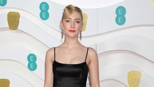 Stunning Saoirse. Photo: Getty