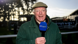 Robert Hall started at RTÉ with a radio commentary on the 1982 Irish 2,000 Guineas at the Curragh and progressed to the television screen in the early 1990s