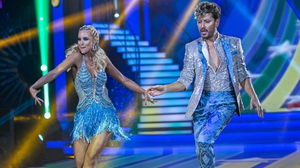 Brian Dowling brings out his inner George Michael