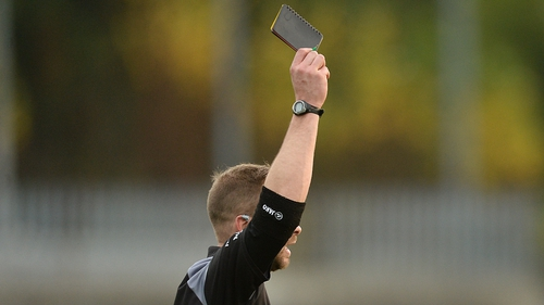 Referees may be wistful for the days when black cards were their chief headache