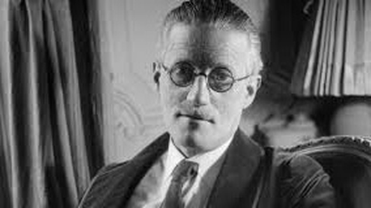 James Joyce's Birthday by Gerry Moloney