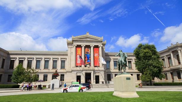 Museum of Fine Arts, Boston (iStock/PA)