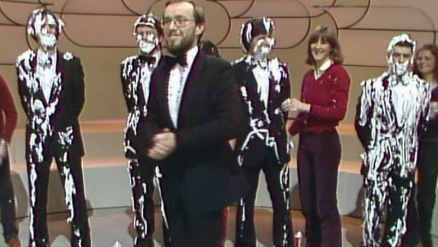 The Footlights, The Late Late Show, 1980