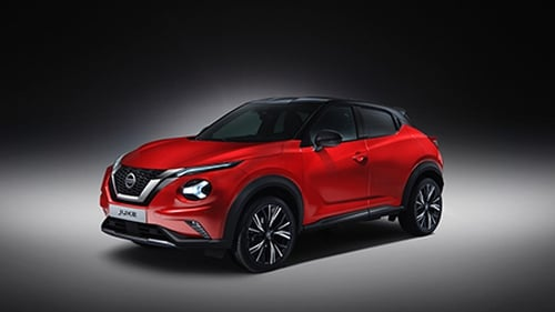Nissan's new Juke has only one petrol engine choice.
