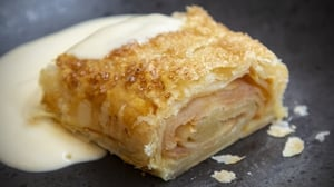 Paul Flynn's Layered Apple Pie