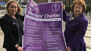 Renters' Charter was launched by the Social Democrats in Tallaght