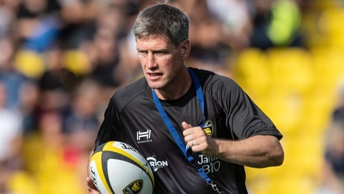 O'Gara has made a bright start to his coaching career with La Rochelle, with the club currently occupying third place in the Top 14 table