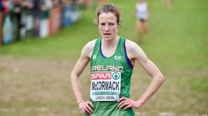 Fionnuala McCormack is not a fan of the Nike Vaporfly shoes ruling