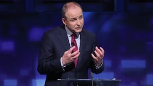 Micheál Martin has been Fianna Fáil leader for nine years
