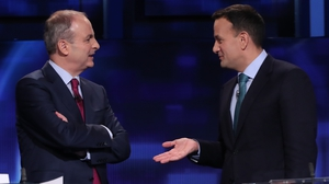 Micheál Martinbelieves there willbe a 'critical mass' of other parties to form a government with Fianna Fáil after the election