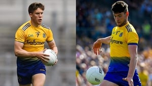 Injury has ruled Ronan Daly, left, and Shane Killoran, right, out of the remainder of Roscommon's league campaign