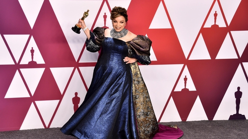 Ruth E. Carter was the first black woman to win an Oscar for costume design.