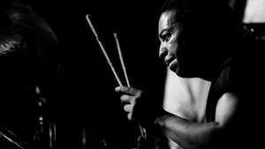 Tony Williams, gifted, highly lyrical drummer, born Chicago, 1945, died Daly City, California 1997.