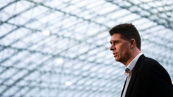 Niall Quinn announced today that he would be leaving the FAI
