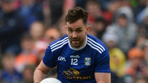 Niall Murray had not been involved in Cavan's first two league games
