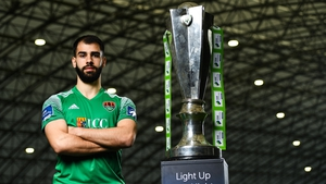 Davis views Cork City as a club 'that deserves to be in the top two or three teams in Ireland'