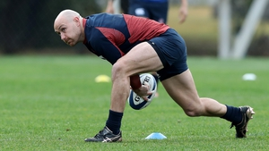 Willi Heinz comes into the England team at the expense of Ben Youngs