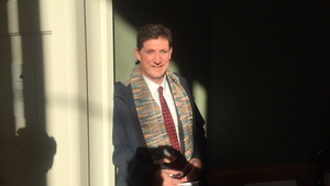 Eamon Ryan described Saturday's poll as 'the climate change election'