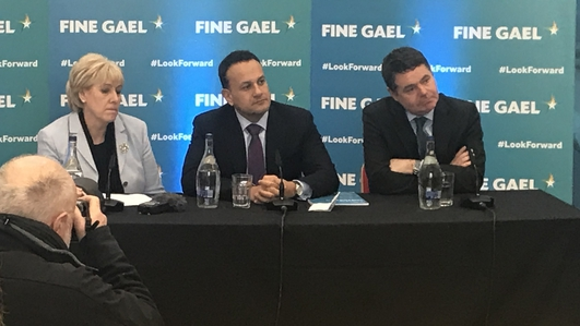 Varadkar 'relishes' challenge of leading Opposition